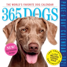 365 Dogs Page-A-Day Calendar 2021, Calendar Book
