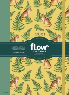 Flow Engagement Diary Calendar 2021, Calendar Book