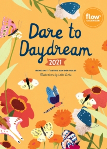 Dare to Daydream Wall Calendar 2021, Calendar Book