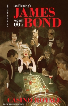 James Bond: Casino Royale, Hardback Book