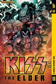 KIss: The Elder Vol 01: World Without Sun, Paperback Book