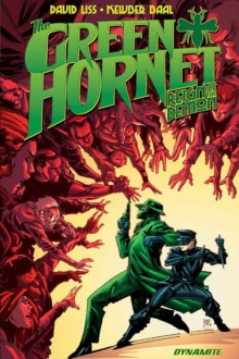 Green Hornet: Reign of the Demon, Paperback Book