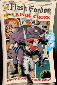 Flash Gordon: Kings Cross, Paperback Book