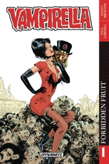 Vampirella Vol. 1: Forbidden Fruit, Paperback Book