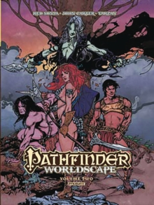 Pathfinder: Worldscape Vol. 2, Hardback Book
