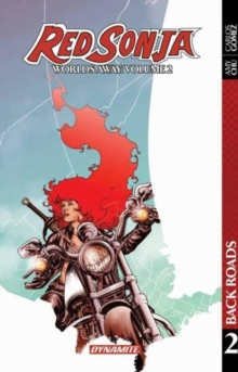 Red Sonja: Worlds Away Vol. 2, Paperback Book