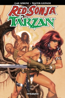 Red Sonja Tarzan, Paperback / softback Book