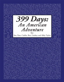 399 Days : An American Adventure, EPUB eBook