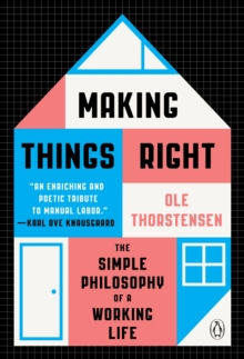 Making Things Right, EPUB eBook