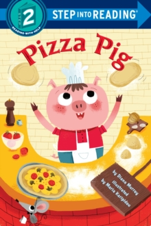 Pizza Pig, Paperback Book