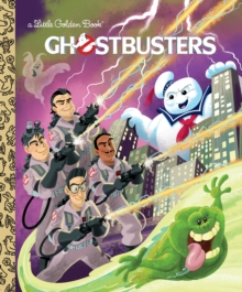 Ghostbusters : Little Golden Book, Hardback Book