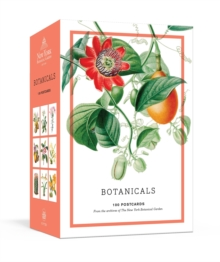 Botanicals : 100 Postcards from the Archives of the New York Botanical Garden, Paperback Book