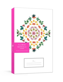 Flower Mandala Week-at-a-Glance Diary, Other printed item Book