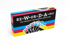Rewordable - The Uniquely Fragmented Word Game, Hardback Book