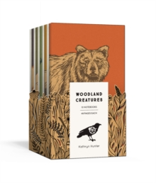 Woodland Creatures : A 10 Notebook Set, Other printed item Book