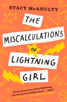 The Miscalculations Of Lightning Girl, Hardback Book