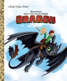 Dreamworks How to Train Your Dragon, Hardback Book