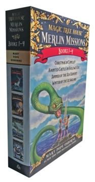Magic Tree House Merlin Mission 1-4 Boxed Set, Paperback Book