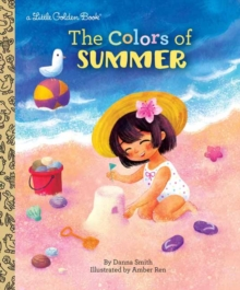 The Colors of Summer, Hardback Book