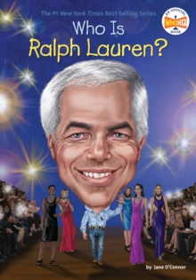Who Is Ralph Lauren?, Paperback / softback Book