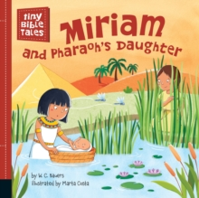 Miriam and Pharaoh's Daughter, Board book Book