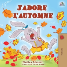 J'adore l'automne : I Love Autumn (French Edition), EPUB eBook