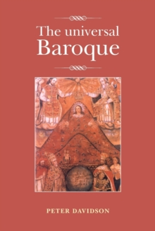 The Universal Baroque, Paperback Book