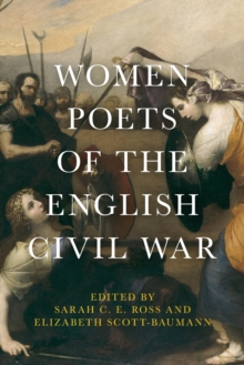 Women Poets of the English Civil War, Paperback Book