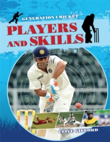 Generation Cricket: Players and Skills, Paperback Book