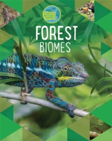Earth's Natural Biomes: Forests, Hardback Book