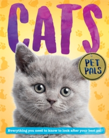 Pet Pals: Cats, Paperback Book