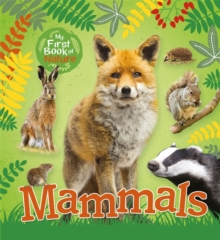 My First Book of Nature: Mammals, Hardback Book