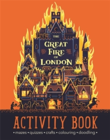 Great Fire of London Activity Book, Paperback Book