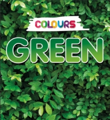 Colours: Green, Hardback Book