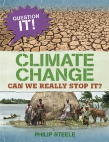 Question It!: Climate Change, Hardback Book