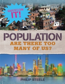 Question It!: Population, Hardback Book