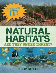 Question It!: Natural Habitats, Hardback Book