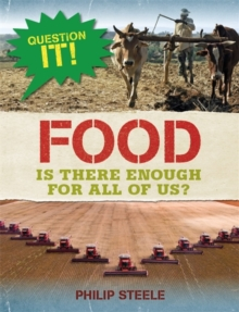 Question It!: Food, Hardback Book