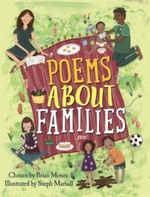 Poems About Families, Paperback / softback Book