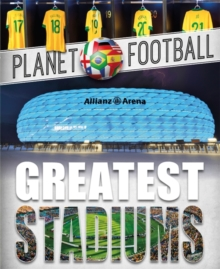 Planet Football: Greatest Stadiums, Paperback Book