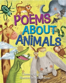 Poems About: Animals, Paperback Book