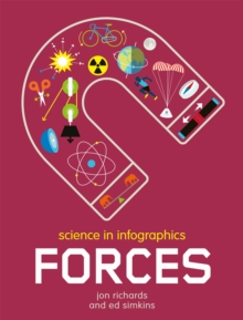Science in Infographics: Forces, Hardback Book