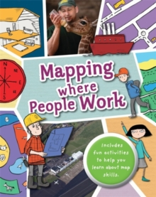 Mapping: Where People Work, Paperback Book