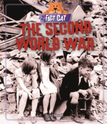 Fact Cat: History: The Second World War, Hardback Book