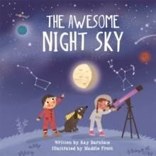 Look and Wonder: The Awesome Night Sky, Hardback Book
