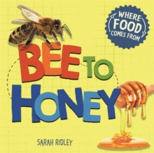 Where Food Comes From: Bee to Honey, Paperback / softback Book