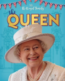 The Royal Family: The Queen, Hardback Book