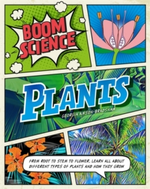 BOOM! Science: Plants, Hardback Book