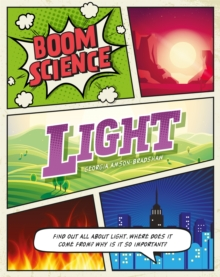 BOOM! Science: Light, Hardback Book