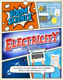 BOOM! Science: Electricity, Hardback Book